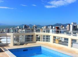Rio Branco Apart Hotel, hotel in Florianópolis