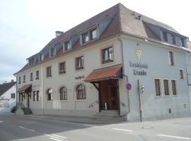 Landhotel Traube, hotel in Konstanz