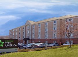 Extended Stay America Suites - Wilkes-Barre - Hwy 315, pet-friendly hotel in Wilkes-Barre