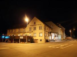 Landgasthof Kreuz, inn in Konstanz