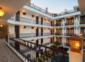 DTX HOTEL NHA TRANG โรงแรมในญาจาง