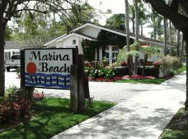 Marina Beach Motel, boutique hotel in Santa Barbara