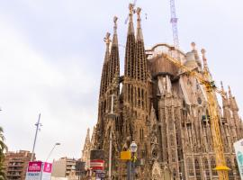 Charm Apartment Sagrada Familia, apartment in Barcelona