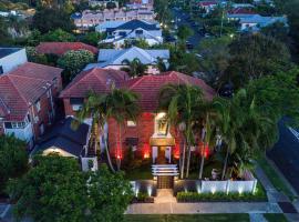 Edward Lodge, hotel near Brisbane Powerhouse, Brisbane