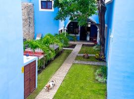 Hotel Maculís, hotel in Campeche