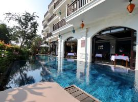 Hoi An Odyssey Hotel, spa hotel in Hoi An
