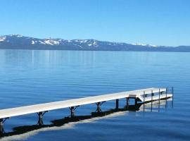 Lake View Condo #25-2, apartment in South Lake Tahoe