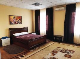 Байкальская, отель в Кургане