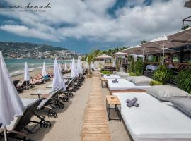 En Vie Beach Boutique Hotel - Adults Only, hotel in Alanya