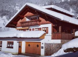 Haus Simma, hotel in Au im Bregenzerwald