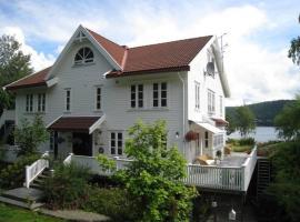 Villa Rørvik, apartment in Svelvik