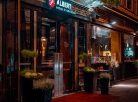Original Sokos Hotel Albert, hotel near Helsinki Bus Station, Helsinki