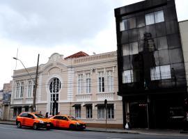 Curitiba Palace Estação, hotel near Oscar Niemeyer Museum, Curitiba