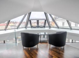 Margareten Apartments - contactless check in, apartmán ve Vídni