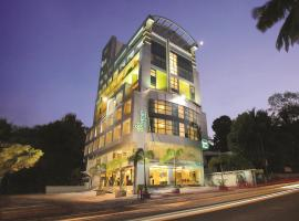 Biverah Hotel & Suites, hotel in Trivandrum