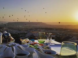 Eyes Of Cappadocia Cave Hotel, hotel in Uçhisar