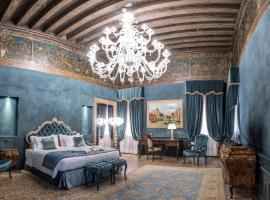 Hotel Nani Mocenigo Palace, hotel a Venezia