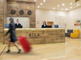 Rila Hotel Sofia, hotel in Sofia