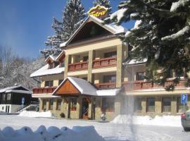 Garni Hotel Fatra, hotel v Terchovej