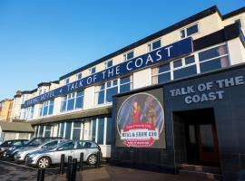 Viking Hotel- Adults Only, hotel in Blackpool