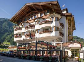Hotel Andrea, hotel in Mayrhofen