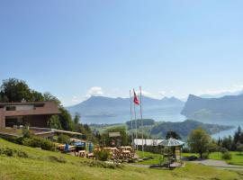 Gasthaus Schwendelberg Luzern-Horw, отель в Люцерне, рядом находится Гора Пилатус