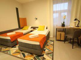 Apartamenty Garbary 3, hotel in Bydgoszcz
