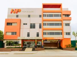 NP hotel y Suites, hotel en Guayaquil