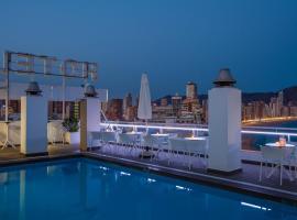 Hotel Centro Mar, hótel í Benidorm