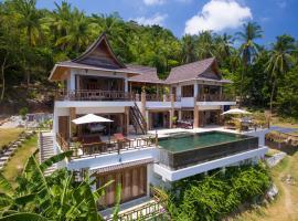 Perfect View Pool Villa, hotel in Ko Tao