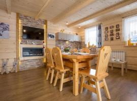 Domek SKUPNIOWY UPŁAZ, cabin in Murzasichle