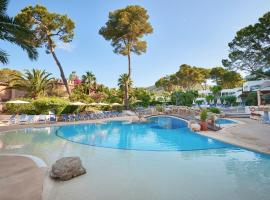 Hipotels Eurotel Punta Rotja Thalasso-Spa-Golf, pet-friendly hotel in Costa dels Pins