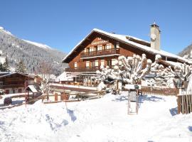 Hotel Le Christiania, hotel near Mont d'Arbois Ski Lift, Les Contamines-Montjoie