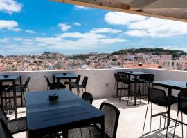 Lisboa Pessoa Hotel, hotel with pools in Lisbon