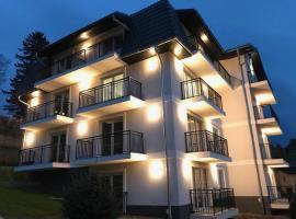 Apartament z Widokiem – hotel w pobliżu miejsca Kolejka Izerska w Szklarskiej Porębie