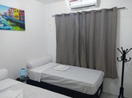 Fortal Flat, self catering accommodation in Fortaleza