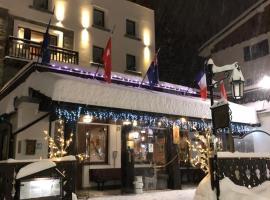 Hotel Edelweiss, hotel a Breuil-Cervinia