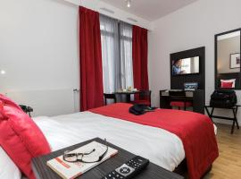 Odalys City Paris Montmartre, serviced apartment in Paris