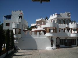 Castillo del Rey, hotel en Valle de Bravo