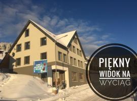 Apartamenty Zieleniec, hotel near T-bar ski lift Mieszko, Zieleniec