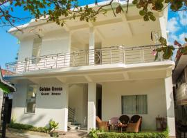 Golden Queen Guest House, hotel in Ngapali