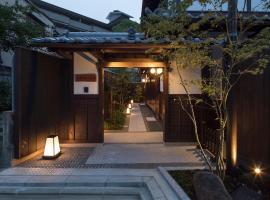 THE MACHIYA VILLA Sanjo Shirakawa Koji, villa in Kyoto