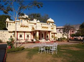 Alwar Bagh By Aamod, hotel with pools in Alwar