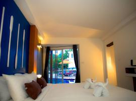 Pool Access by Punnpreeda Beach Resort, hotel near Fisherman Village, Bangrak Beach