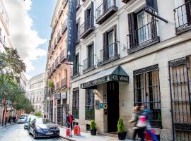 Hotel Meninas - Boutique Opera, hotel blizu znamenitosti Laguna Metro Station, Madrid