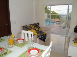 Ondas do Mar, self catering accommodation in Natal