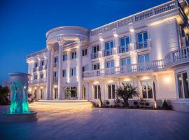 Hotel Villa Pascucci, hotel 5 estrellas en Durrës