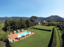 Agriturismo Villa Rosselmini, hôtel à Calci