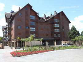 Apto lindo e novo no centro Gramado, apartment in Gramado
