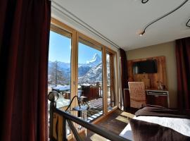 Alpenlodge, Hotel in der Nähe von: Patrullarve, Zermatt